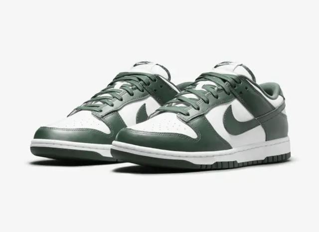 Nike Dunk Low Varsity Green