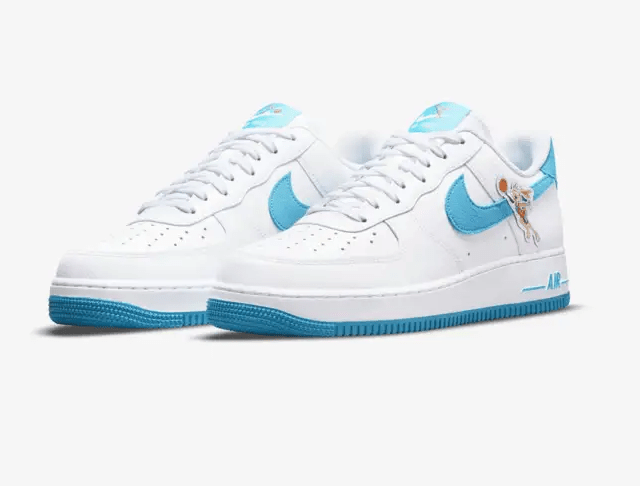 Space Jam x Nike Air Force 1 Tune Squad