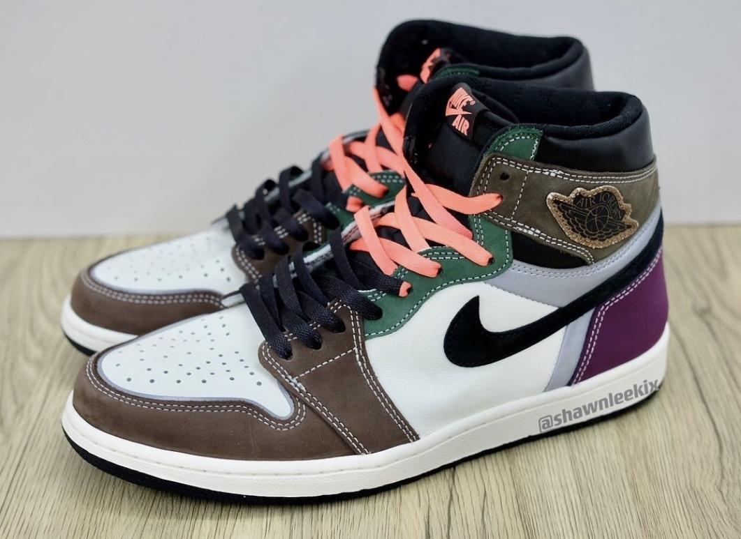 Release Date: Air Jordan 1 High OG 'Hand Crafted'