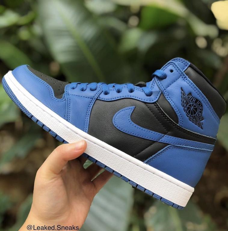 Air Jordan 1 High OG Marina Blue