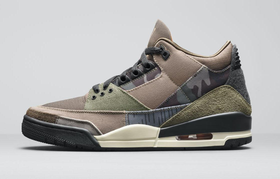 Release Date: Air Jordan 3 SE 'Camo'