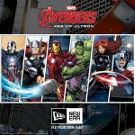 NEW ERA x MARVEL – AVENGERS: AGE OF ULTRON KOLLEKTION