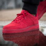 "NIKE AIR FORCE 1 07 LV8 ""GYM RED"""