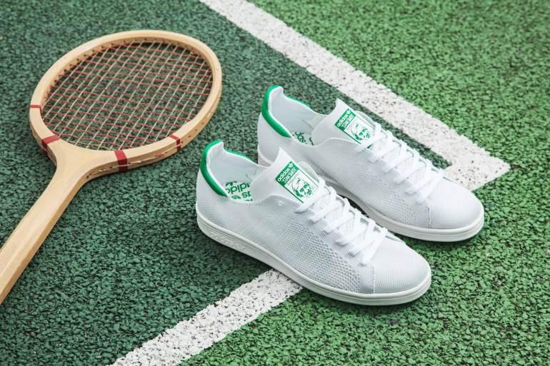 adidas Stan Smith Primeknit green
