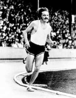 Steve Prefontaine aux JO de Munich en 1972