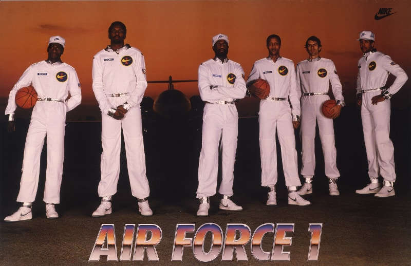 The Air Force 1 campaign