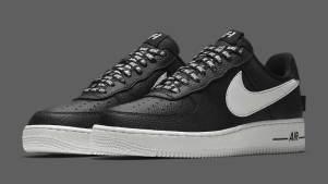 Nike Air Force 1 Statement Game Pack black