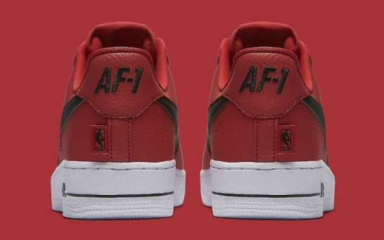 Nike Air Force 1 Statement Game Pack red