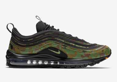 Nike Air Max 97 Country Camo Japon AJ2614-203