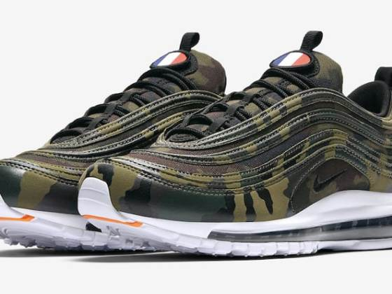 Nike Air Max 97 Country Camo