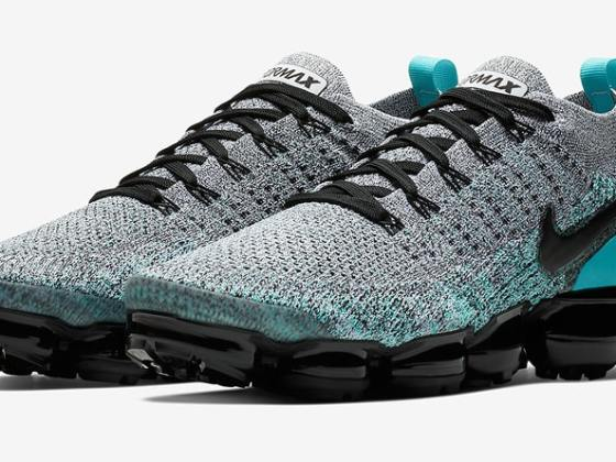 "Nike Air VaporMax Flyknit 2.0 ""Dusty Cactus"""