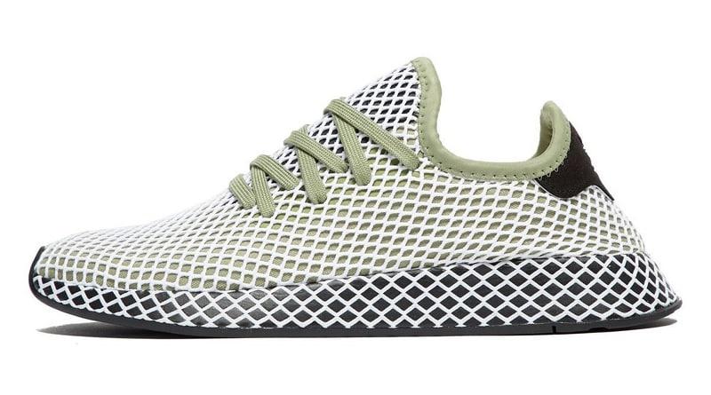 L'adidas Vert Dans Inédit Dévoile Un Deerupt Se En Olive Coloris zpGqSUMV