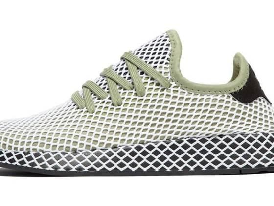adidas Originals Deerupt Runner vert olive