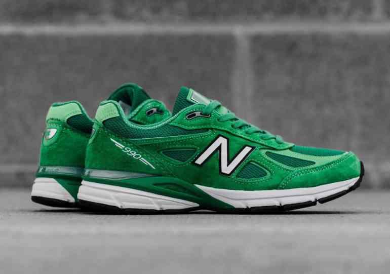 "New Balance 990v4 ""New Green"""