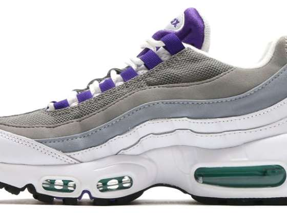 "Nike Air Max 95 ""Grape"""