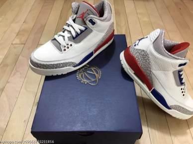Air Jordan 3 Charity Game