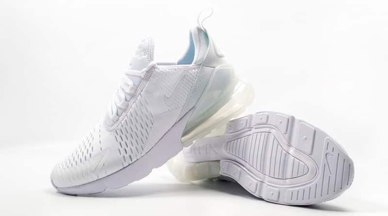 Nike Air Max 270 Triple White