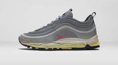 La Nike Air Max 97 dans son coloris OG Silver