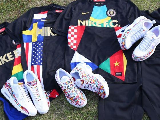 Nike Flag Pack