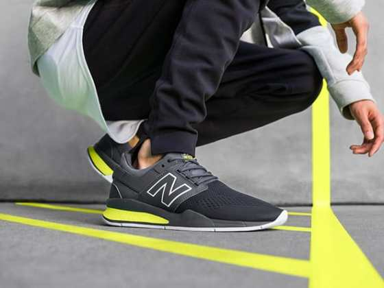 on sale d0d6c ccceb A la découverte de la New Balance 247 V2