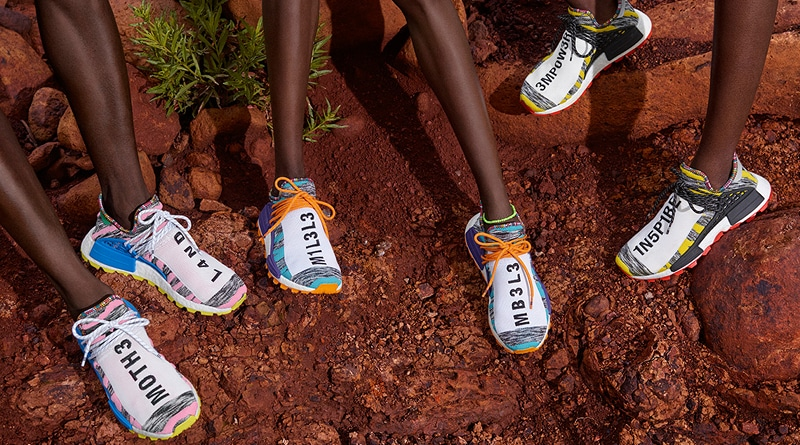 Pharrell x adidas Originals SOLARHU Pack