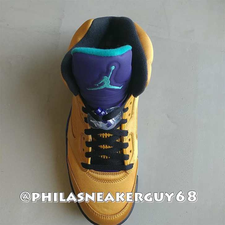 "Air Jordan 5 Retro NRG ""Fresh Prince"" Friends and Family"