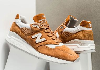 New Balance 998 ''Curry'' Made in USA