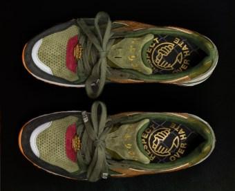 24KILATES x Mita Sneakers x Mighty Crown x Diadora N9002 ''Respect Over Hate''