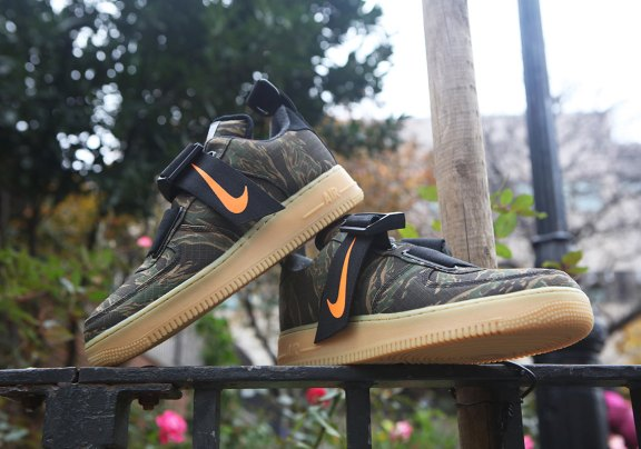 Carhart x Nike Air Force 1 Utility Low