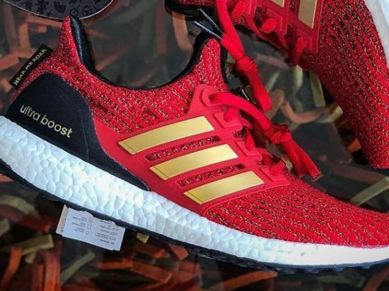 Game of Thrones x adidas Ultraboost ''House Lannister''