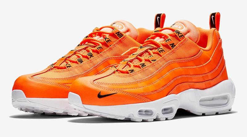 Nike Air Max 95 Premium ''Total Orange''