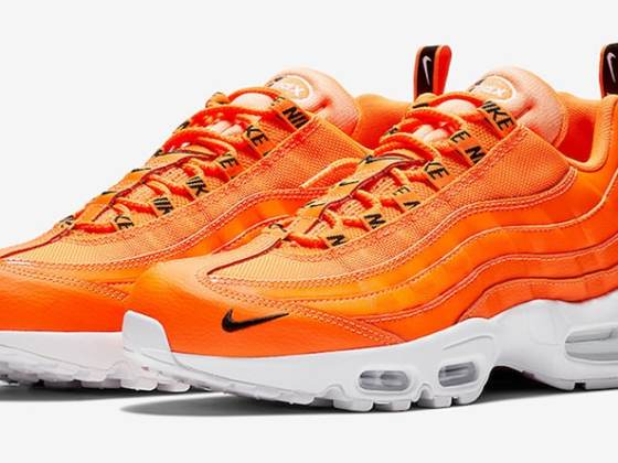 Nike Air Max 95 Premium ''Total Orange''