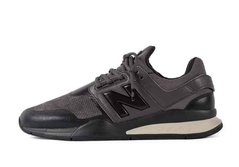 N. HOLLYWOOD x New Balance 247 v2 ''Charcoal''