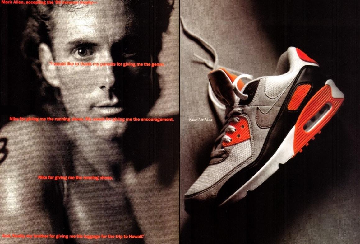 Mark Allen - Nike Air Max 90