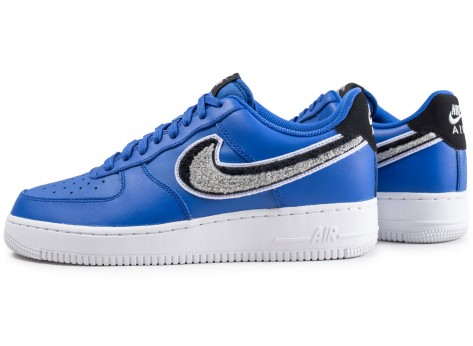 Nike Nike Air Force 1 Low 07 LV8 bleu électrique