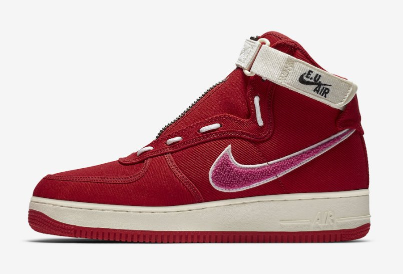 Emotionally Unavailable x Nike Air Force 1 High