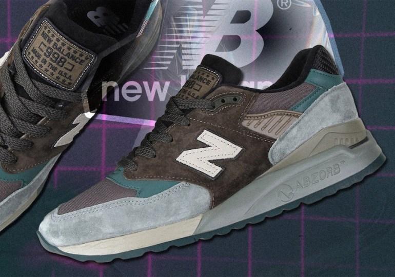 New Balance 998 ''Olive''