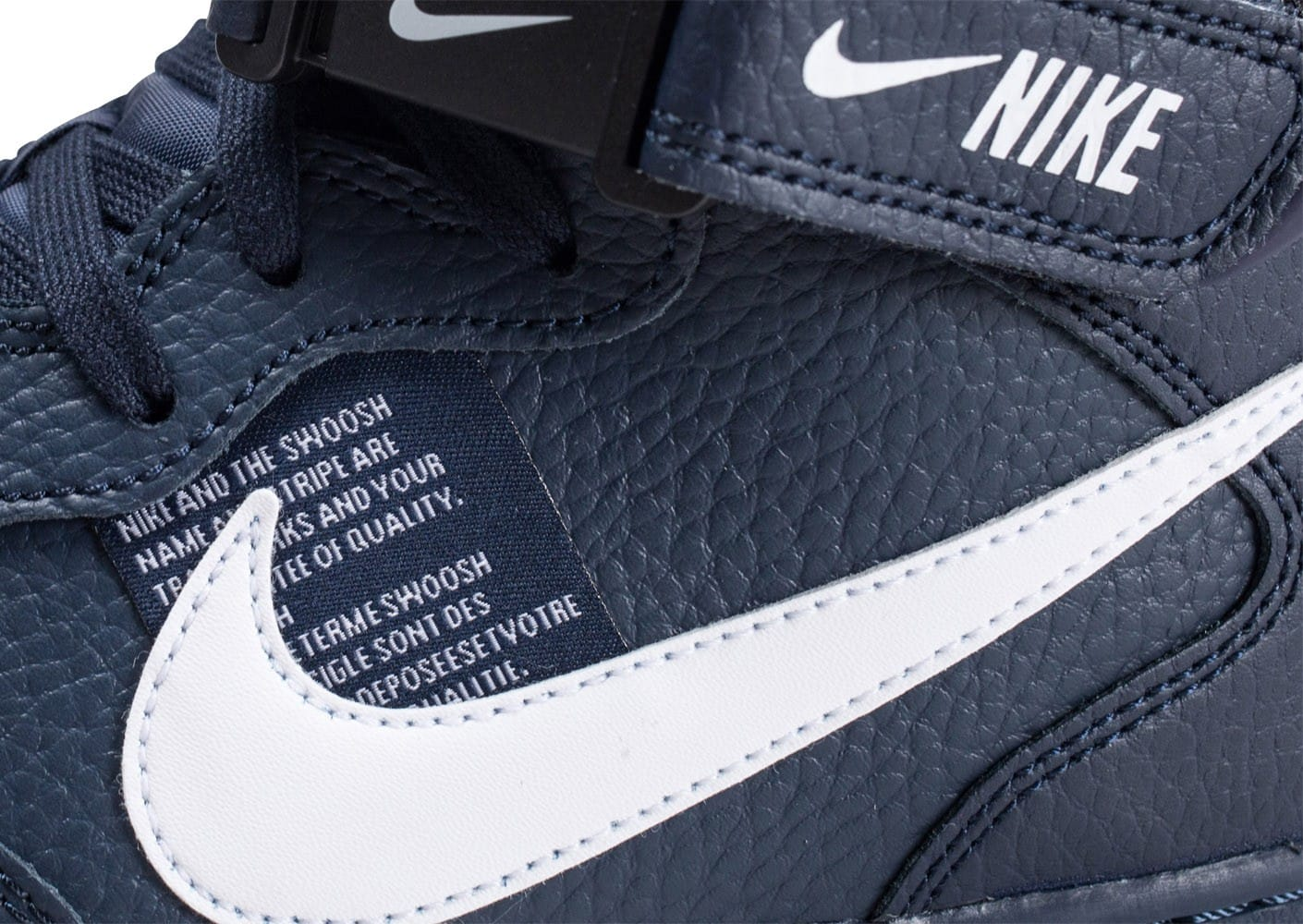 Nike Air Style Force Mid 1 Lv8 '07 Utility ''obsidian'' Sneaker tQhsrdC