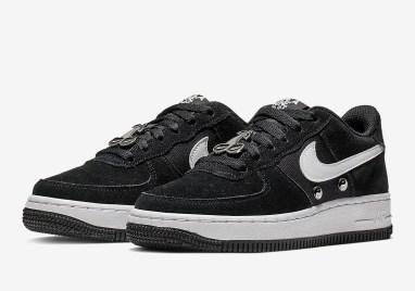 Nike Air Force 1 ''Big Kids'' - BQ8273-001