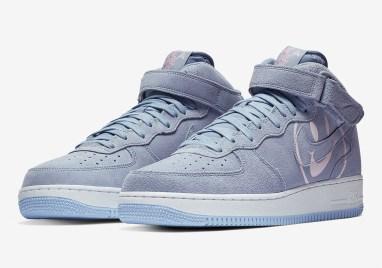 Nike Air Force 1 Mid - AO2444-400