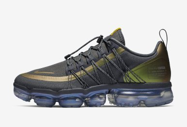 Nike Air VaporMax Utility ''Dark Grey/Amarillo''