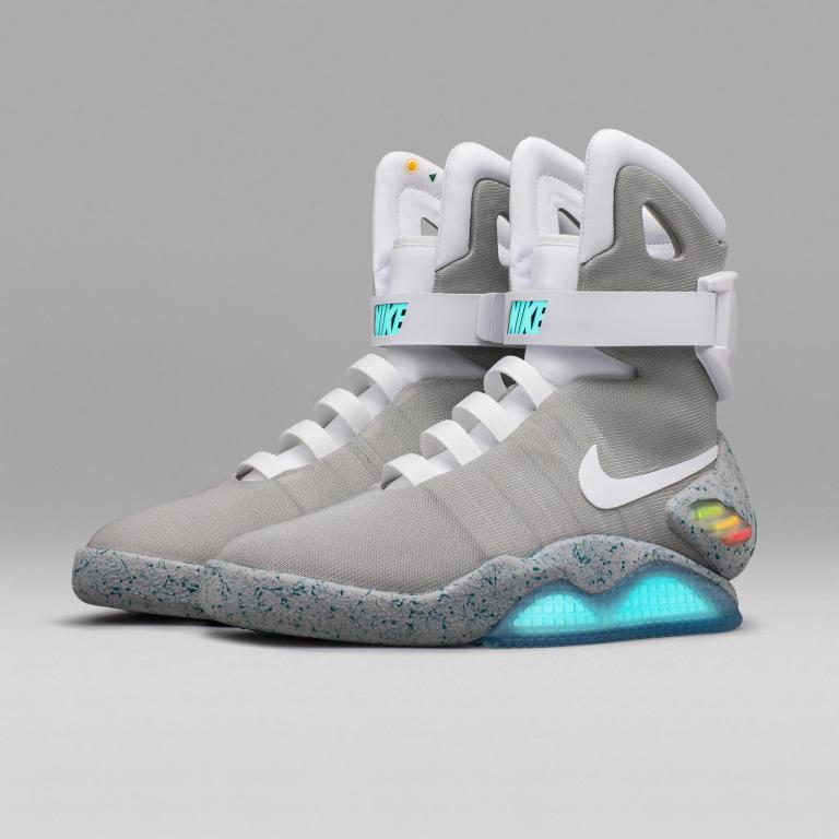 Nike Air Mag- Retour vers le futur