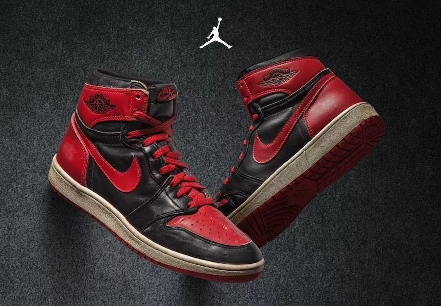 Air Jordan 1 Retro High OG ''Bred''/''Banned''