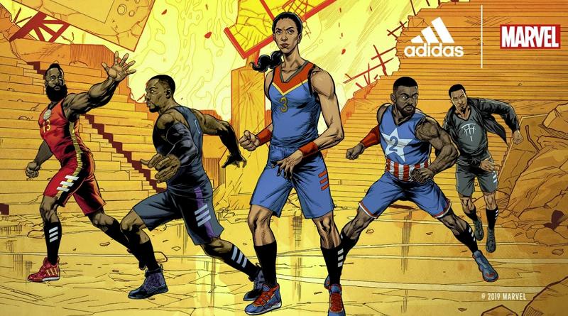 MARVEL x adidas ''Heroes Among Us''
