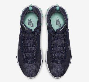Nike React Element 55 ''Dark Obsidian''