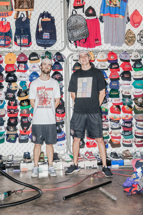 Sean Wotherspoon et Chris Russow - Round Two Los Angeles