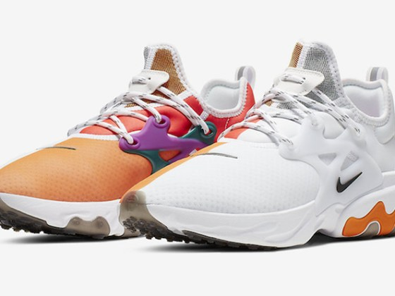 BEAMS x Nike React Presto ''Dharma''