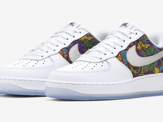 Nike Air Force 1 Low ''Puerto Rico''