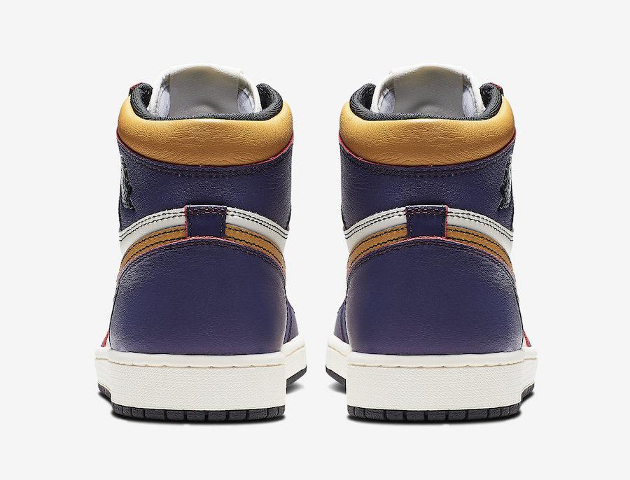 Nike SB x Air Jordan 1 ''Defiant 1'' ''LA To Chicago''