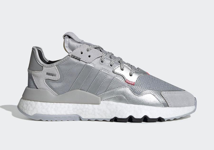 adidas Nite Jogger ''Metallic Silver''